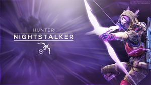 Destiny the Game - Nightstalker Wallpaper by OverwatchGraphics