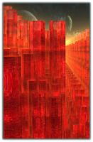 red city by wlazy