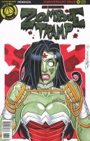 Zombie Tramp Sketch Cover 8 by BillMcKay