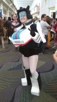 Jazz at MegaCon 2015 by NoMusicEqualsNoLife