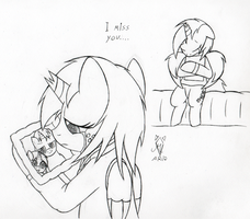 MLP: I Miss You by SrMario