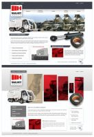 Mailhot Industries web site by neverdying