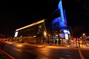 Amway Center by rbnsncrs