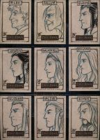 LOTR Masterpieces II 145-153 by aimo