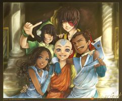 Avatar - Never Forget by Yume-Rie