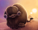 1.3 - Bantha (1hr. 20) by Cryptid-Creations