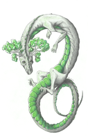 Forest Dragon by Arpiniko