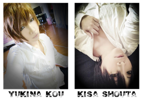 SEKAI ICHI HATSUKOI: MAKE UP TEST COLLABORATION 2 by KatoPaku