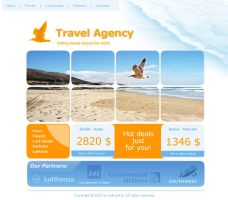 Travel agency by admark
