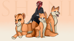 Gift-Many Shanis by Tracing-the-Skye
