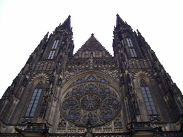 St. Vitus Cathedral - 1 by Ammoniite