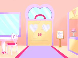 cafe mew mew bg by YoursTruly777