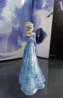 elsa figurine Frozen custom 3 by LaetiArt