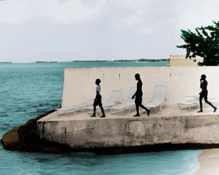 Bahamian Abbey Road by angrybobdylan