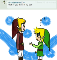 Ask Toon Link 7 by To0nLink