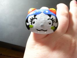 Nepeta Ring by KwartzKitten