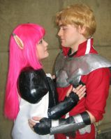 Cosplay - Rika and Chaz by ultema