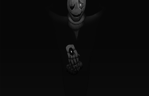 Gaster [Click for full version] by Honnojis
