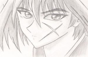 Kenshin. Lets see how much I.. by NightShadow131