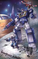 Soundwave Masterpiece by ZeroMayhem
