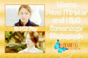 Photopack#22 Yoona Prime Minister and I Screencaps by HanaBell1