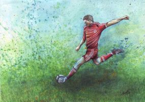 Gerrard by twistedstairs