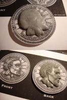 Septim Coin - WIP by Folkenstal