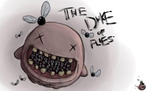 The Binding of Isaac: The Duke of Flies by Apples-Malus