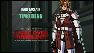 POM - Timo Denn played by Karl LaClair by JoeHoganArt