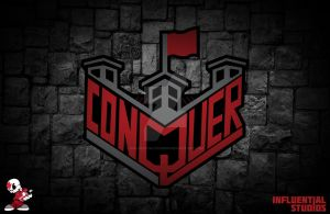 Conquer Logo by InfluentialStudios