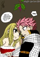 natsu - Lucy by akeen123