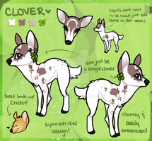 clover by Lady--Bug