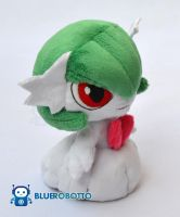 Mega Gardevoir plushie by BlueRobotto