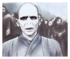 [OLD] Voldemort by Selven7