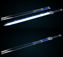 Exorcist Sword - overall by Olotocolo