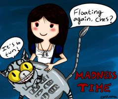Madness Time! by Oniusha