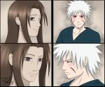 Storms with the Senju brothers by YumeSamasLover