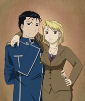Fuhrer and First Lady by NoVaNoah