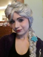 Elsa Wig by Lolitababy