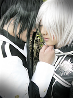 Kanda and Allen : Pst. by yuuchul