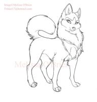 Free Template - Spitz by frisket17