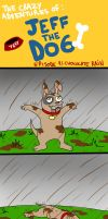 Jeff The Dog: Chocolate Rain by Mr-Shin