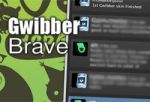 Gwibber Brave 0.1 by XD3