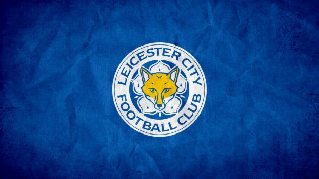 Leicester City Grunge Wallpaper by SyNDiKaTa-NP