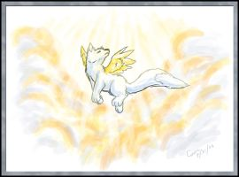 If only to fly... by Ciarra
