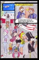 Sam World Tour Page 14 by RossK