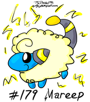 Mareep by munjey86