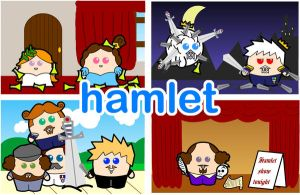 Fun With Hamlet in Flash by AJD08
