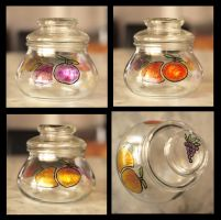 Fruit Jar by Charmed-Ravenclaw