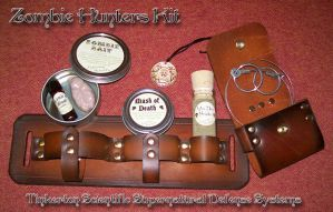Tinkerton's SDS Zombie Hunter Kit by Steampunked-Out